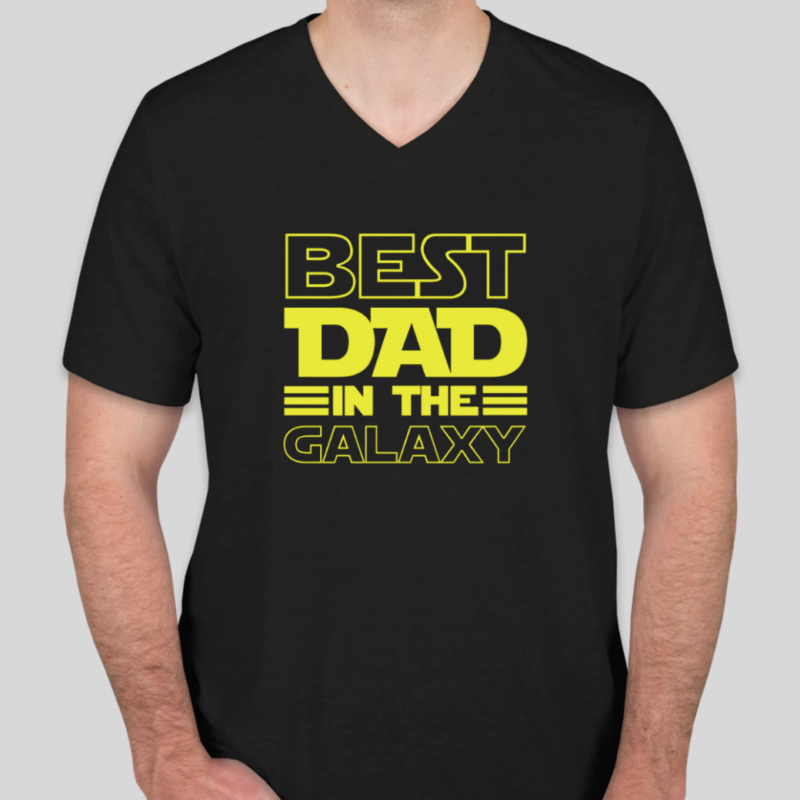 T-Shirt Best dad in the galaxy